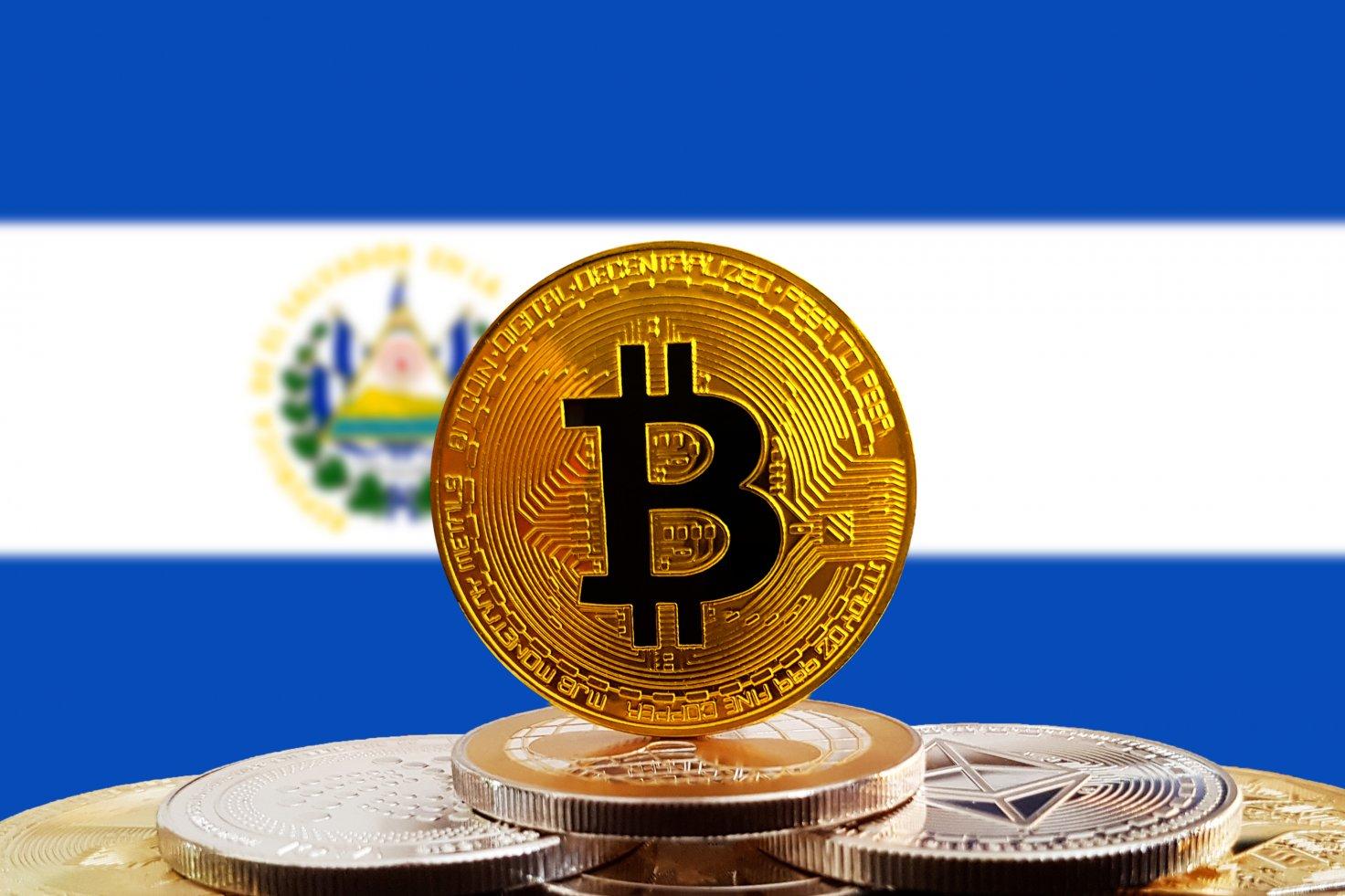 Сальвадор первым в мире легализовал биткоин в качестве платежного средства