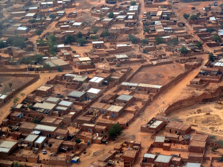Ниамей, столица Нигера. Фото – Wikipedia.