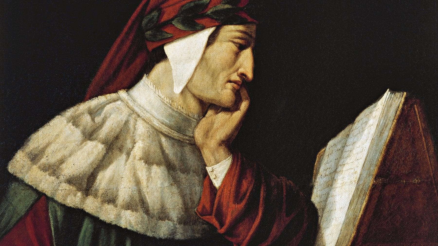 В Италии найдены рукописи Данте Алигьери