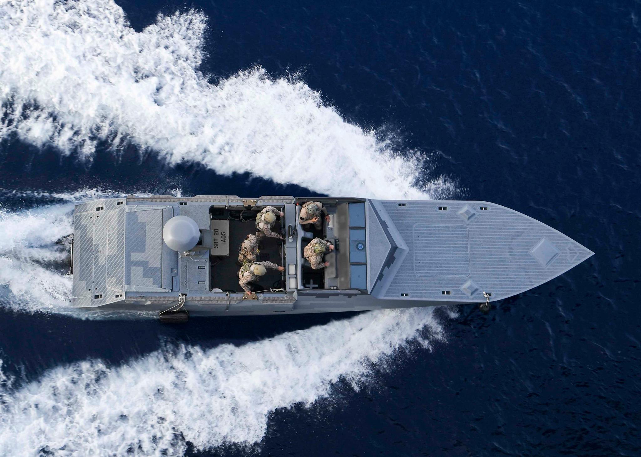 Фото — United States Navy.