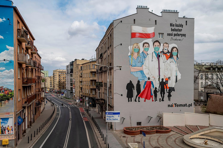 В Польше вакцинировали уже 80% населения. Это мировой рекорд