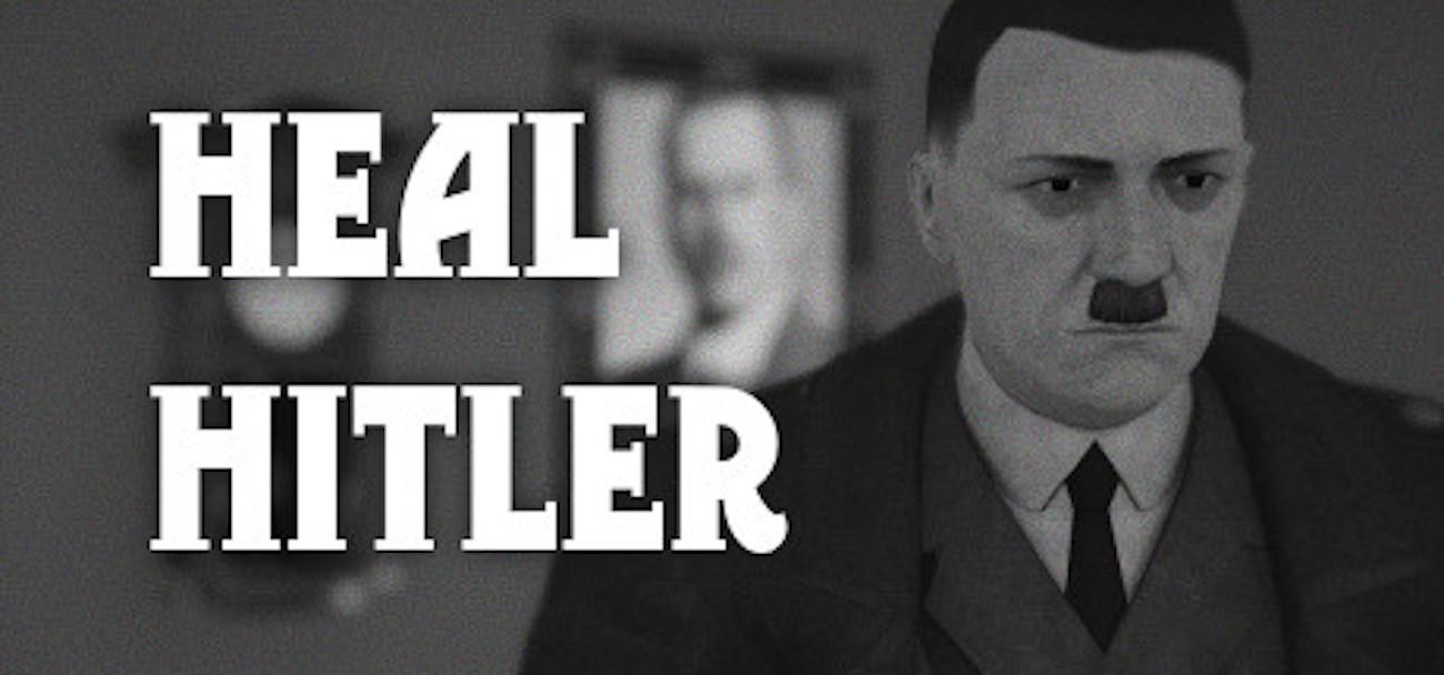 Игра дня. Вылечить детские травмы Гитлера с помощью психотерапии