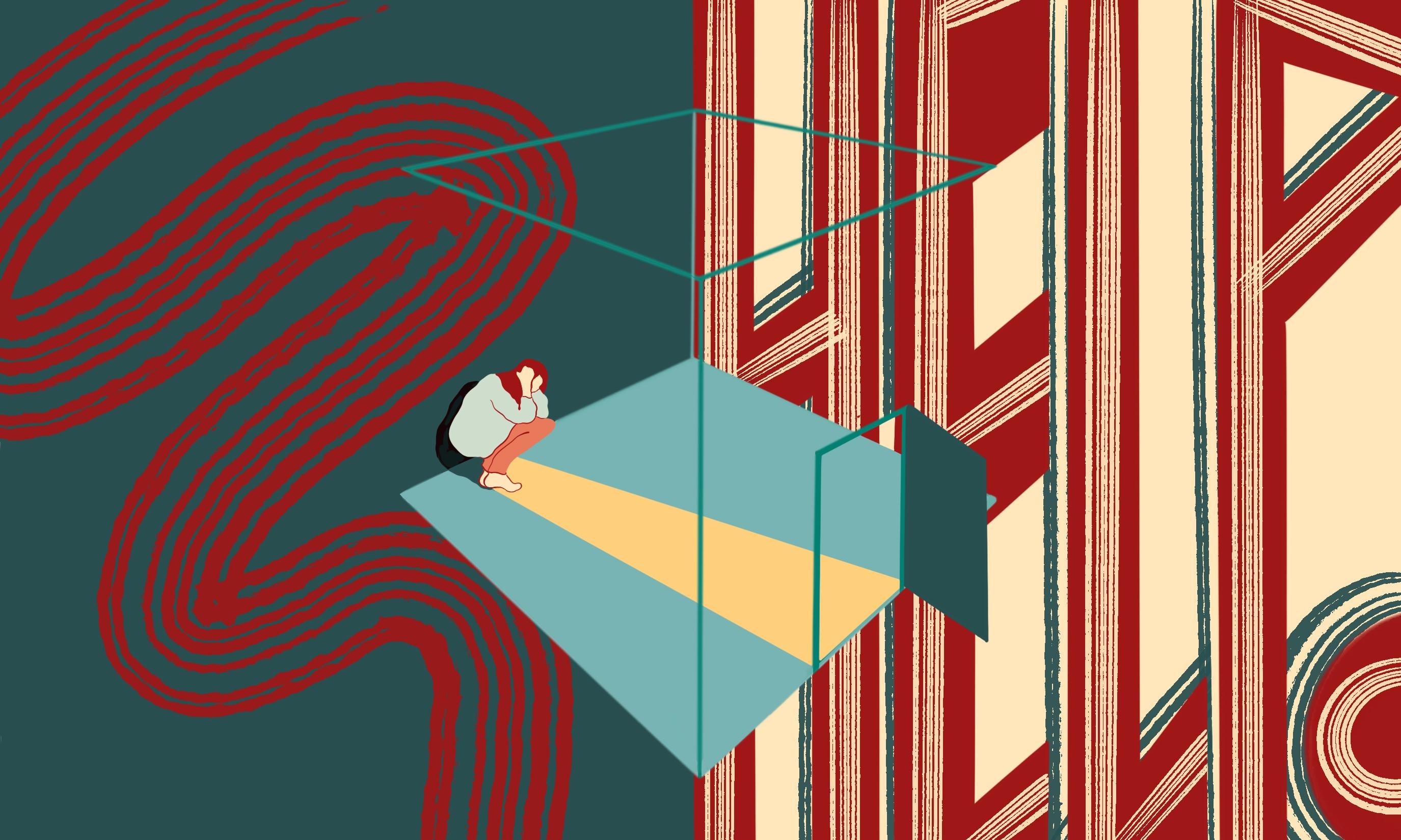 Иллюстрация — Deborah Han.