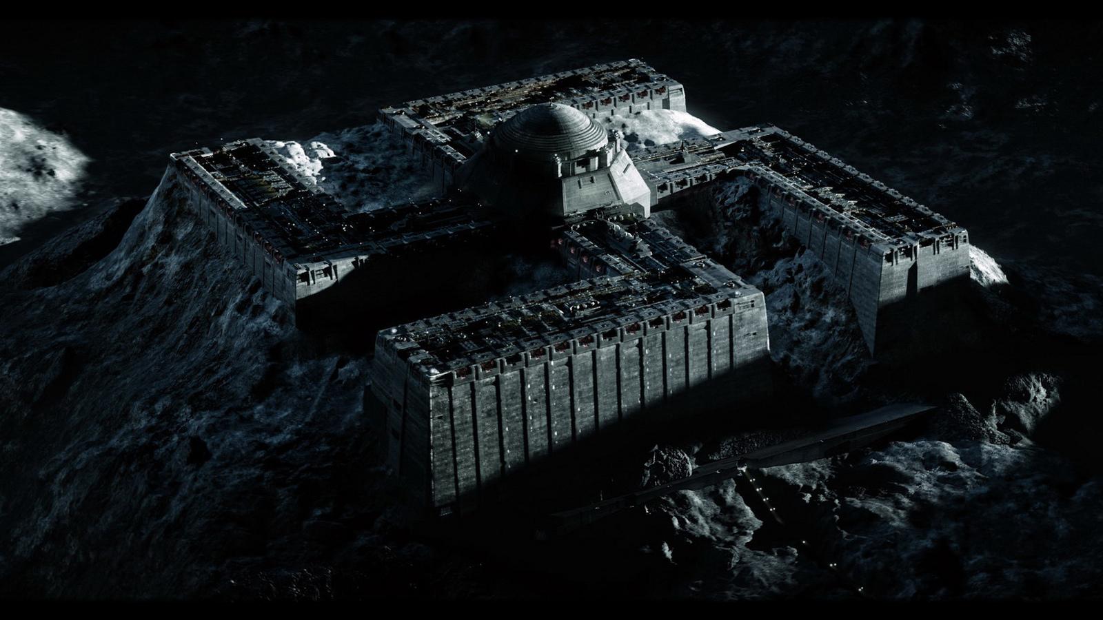 Изображение — кадр из фильма «Железное небо»