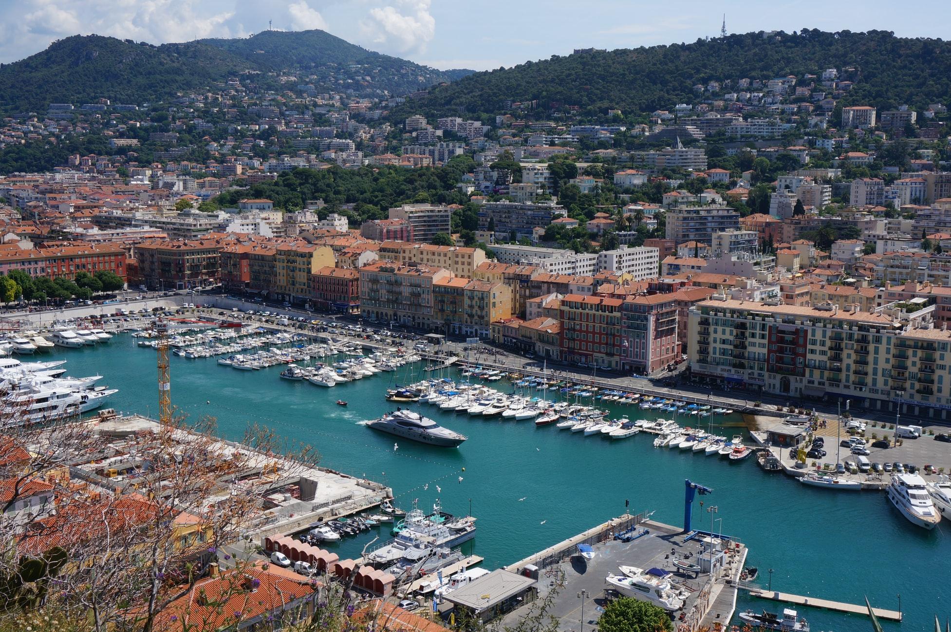 Ницца признана памятником всемирного наследия ЮНЕСКО