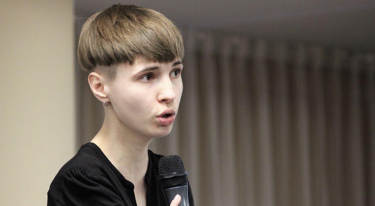 Ультраправый Telegram-канал обнародовал личные данные руководительницы «УкраинаПрайд». Ей приходят оскорбления и угрозы