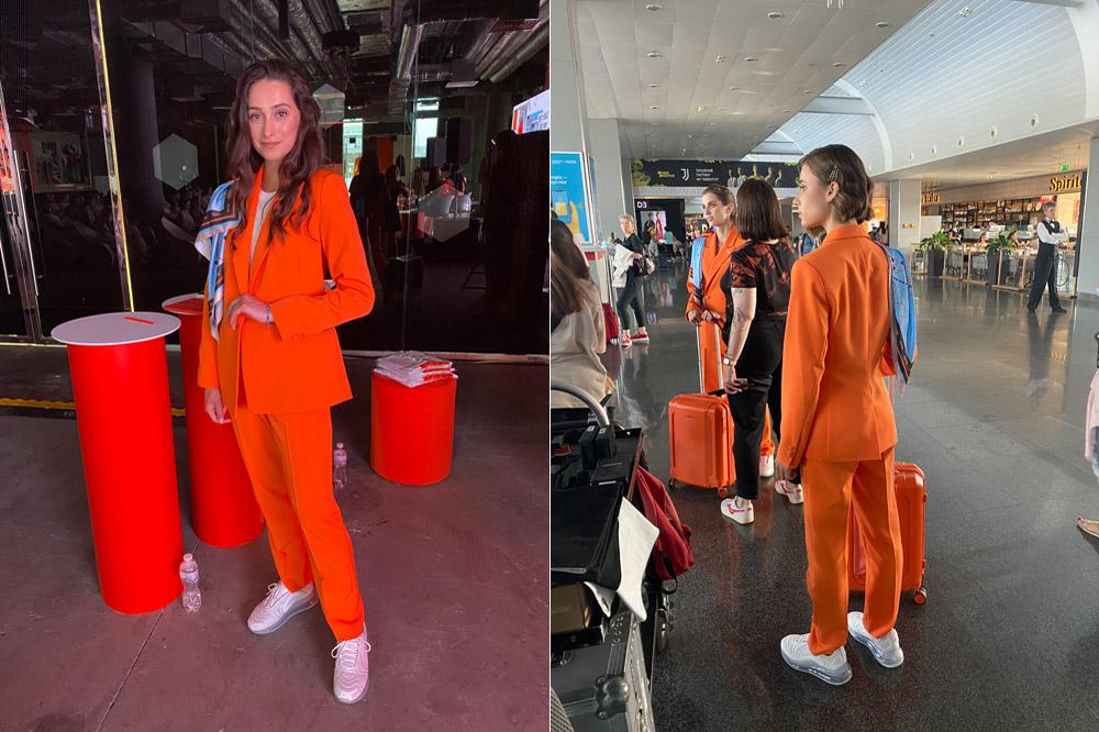 Брюки и кроссовки. Лоукостер SkyUp изменит форму стюардесс