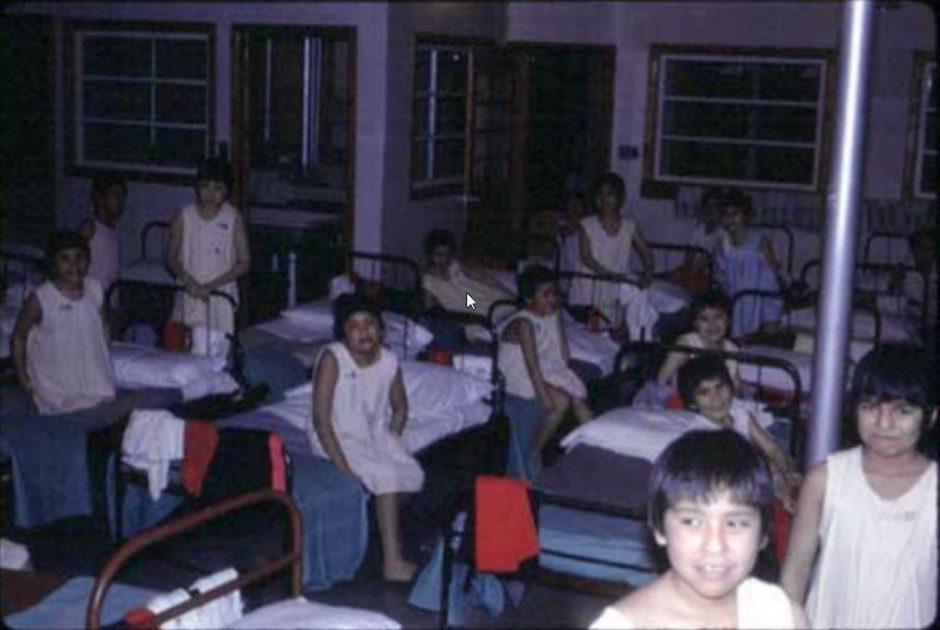 Школа-интернат имени Святой Анны, Онтарио,1967. Фото —Archives of Ontario