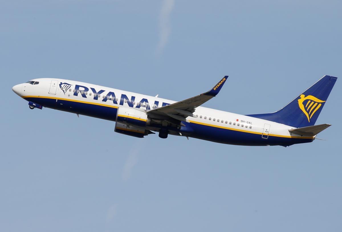 Фото — Ryanair.