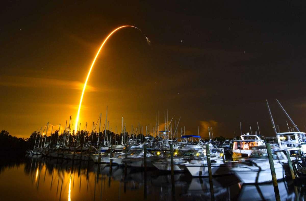 SpaceX отправила грузовой корабль на МКС. На нем — муравьи и авокадо