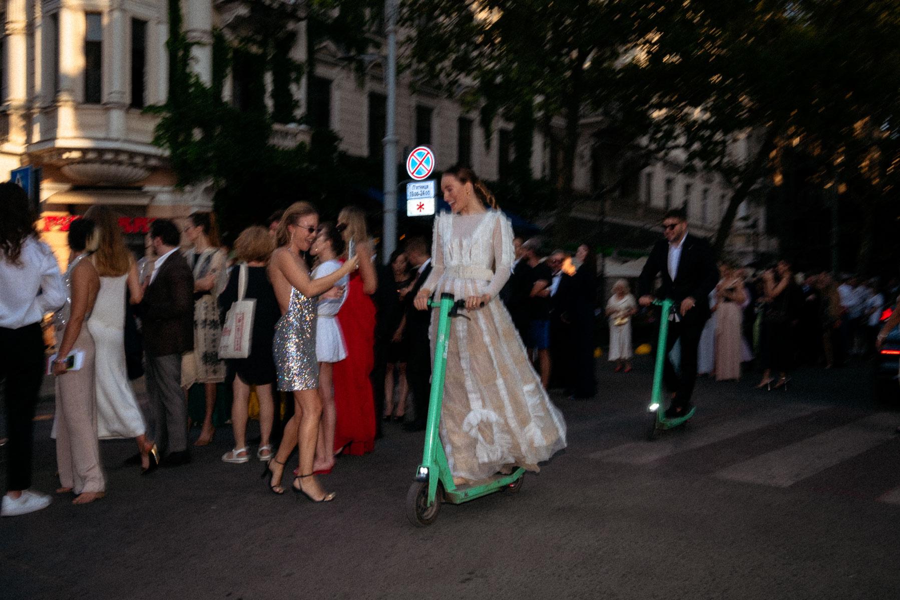 Открытие Одесского кинофестиваля-2021. Фоторепортаж Игоря Горы