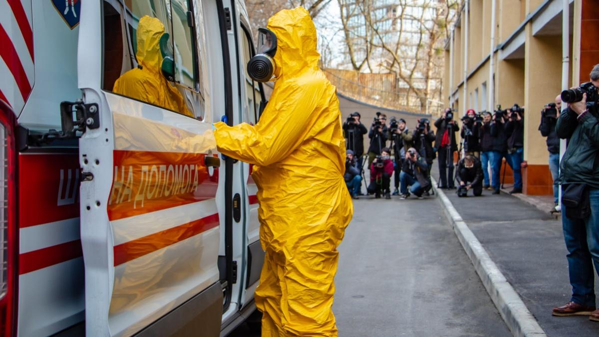 В Украине продлили адаптивный карантин до 1 октября