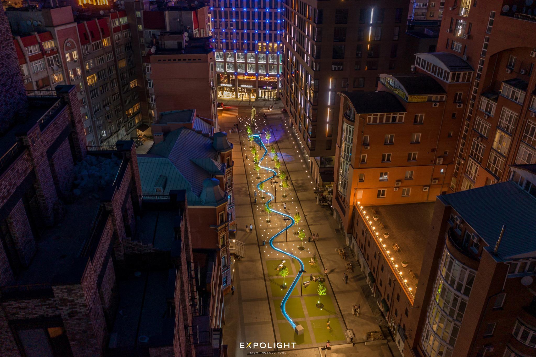Фото — Facebook-страница светотехнической компании Expolight.