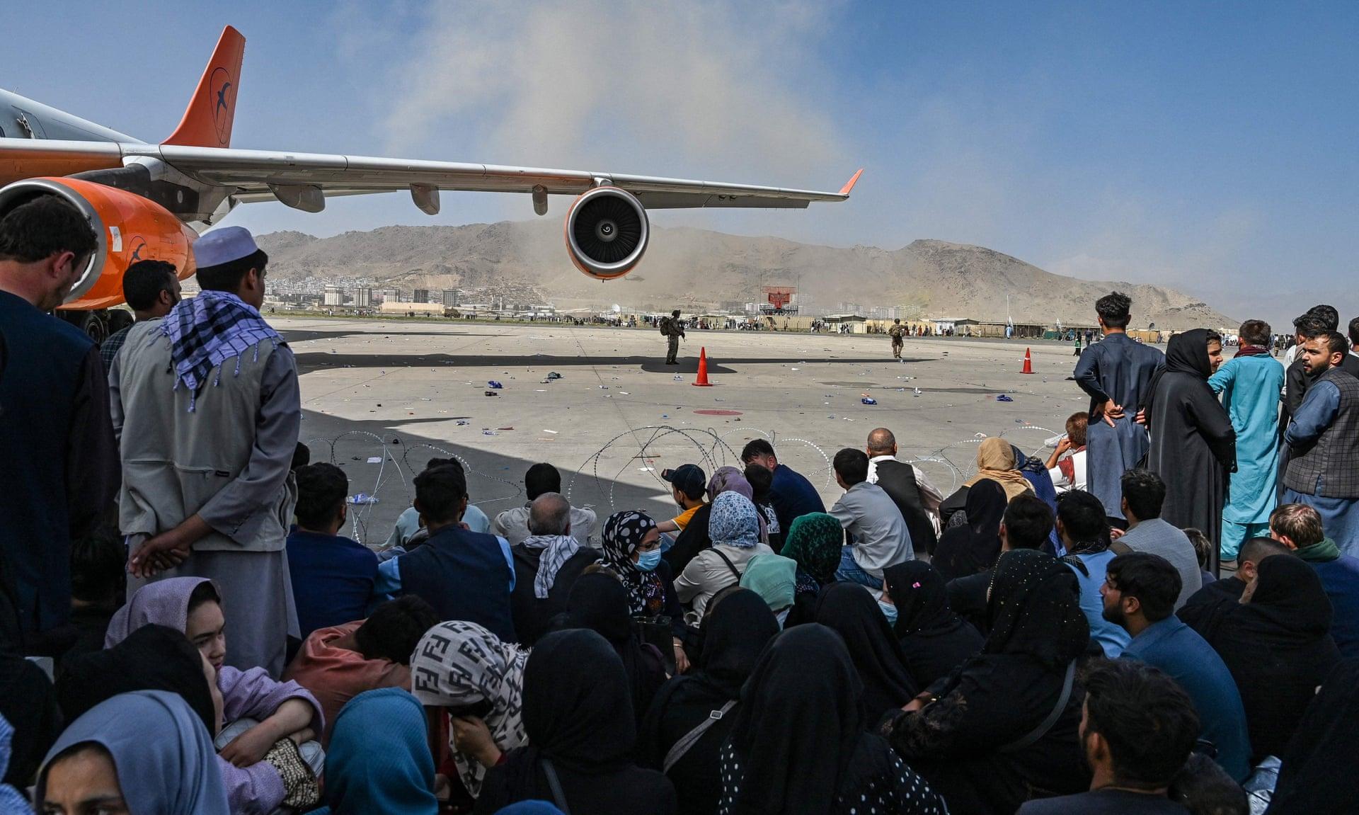 Украина высылает в Афганистан спецрейс для эвакуации 153 человек