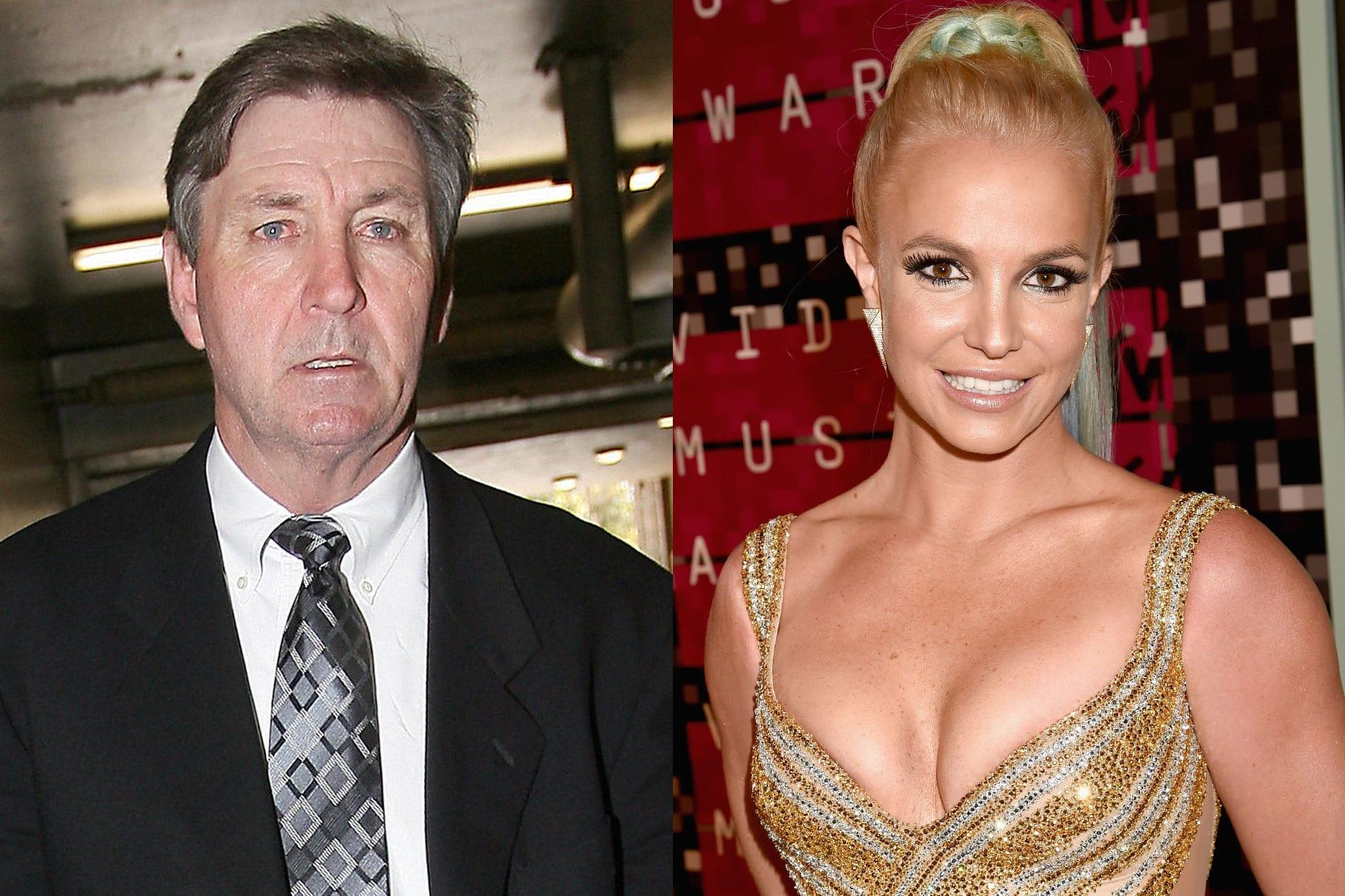 Отец Бритни Спирс отказался от опеки над дочерью