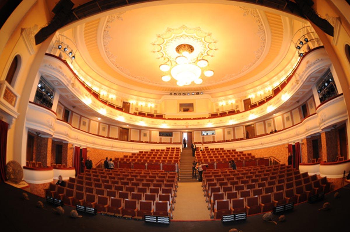 Фото — Театр имени Н. В. Гоголя.