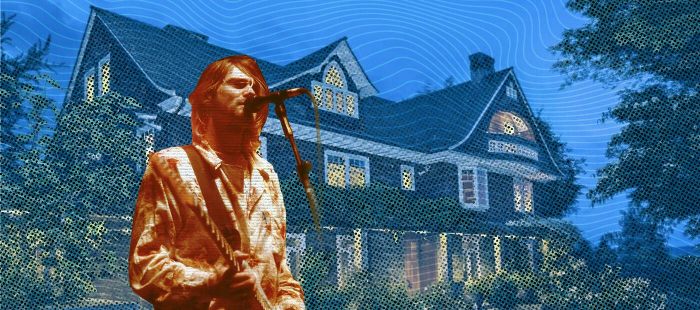 Дом, в котором вырос Курт Кобейн, признан памятником культуры