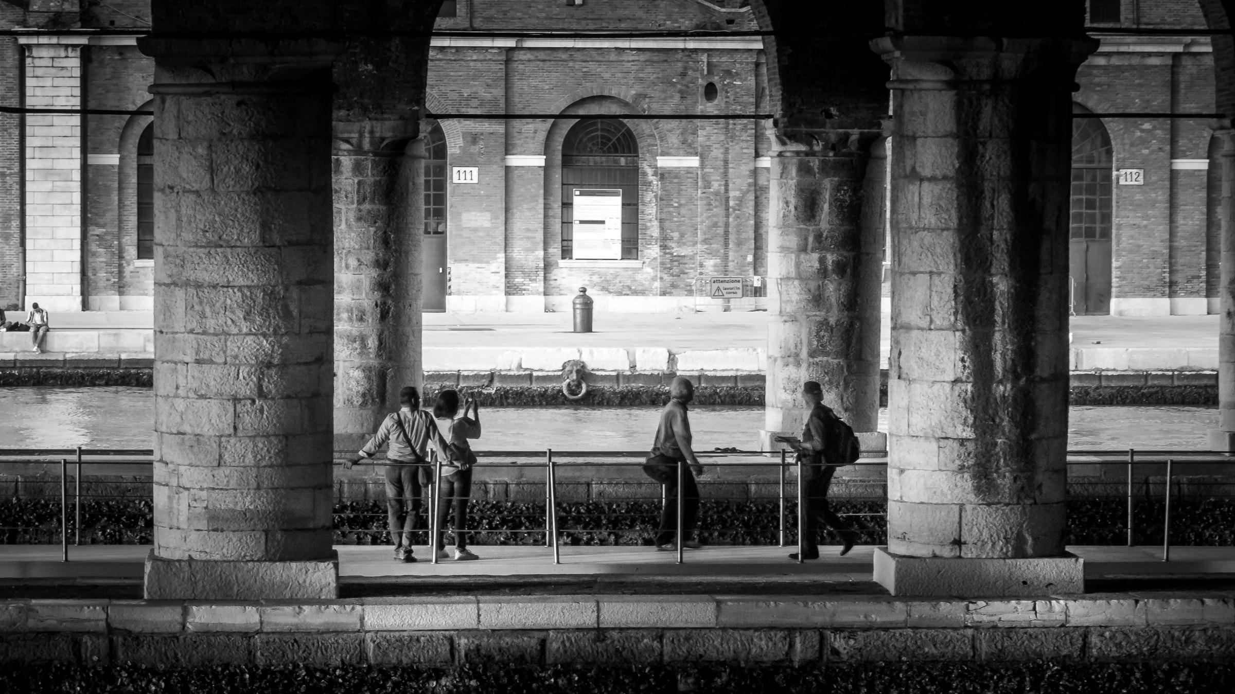 Фото с Венецианской биеннале 2019 года. Unsplash.