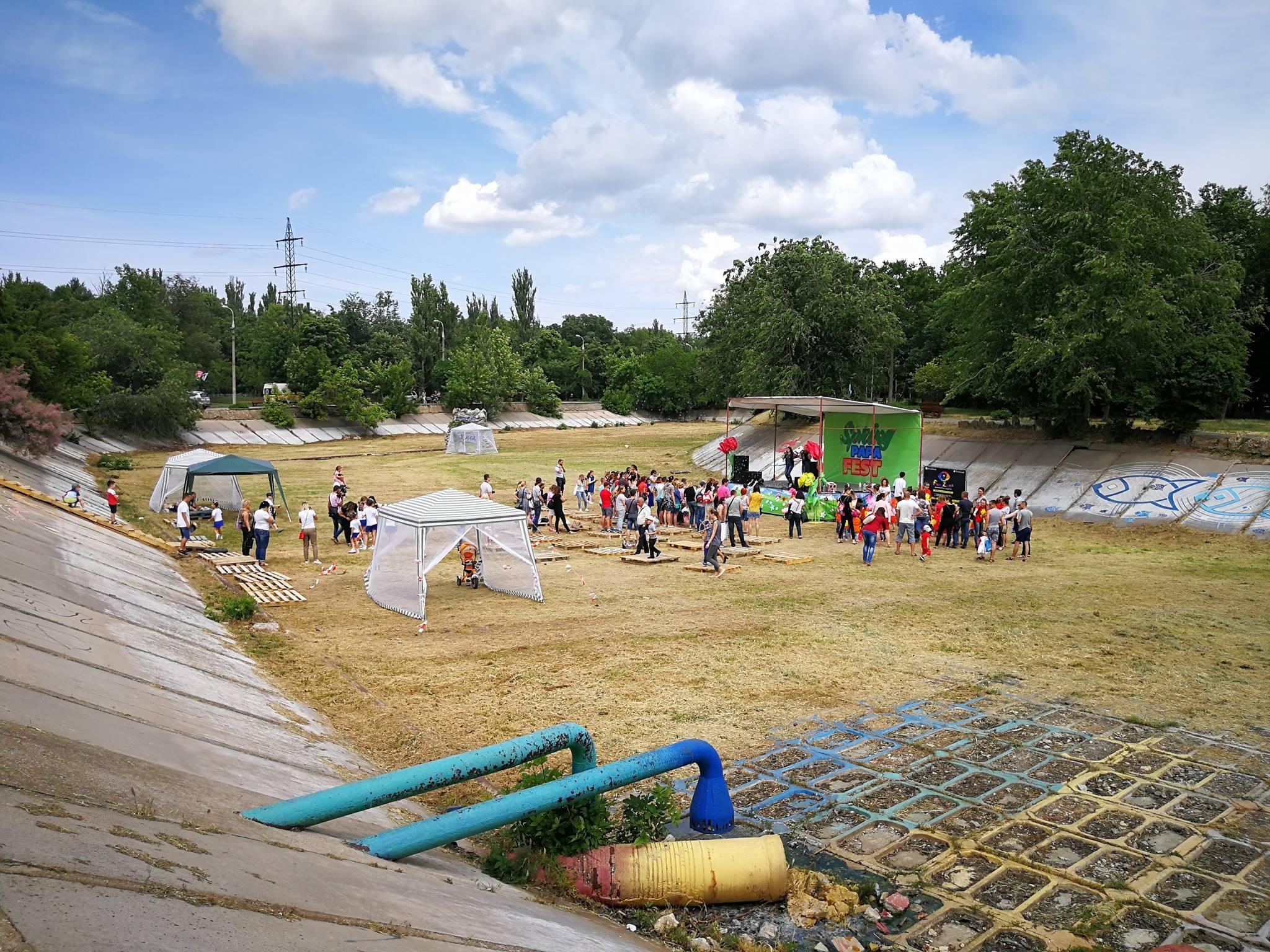Фото с Facebook-страницы «Проект «Лебединка Херсон»».
