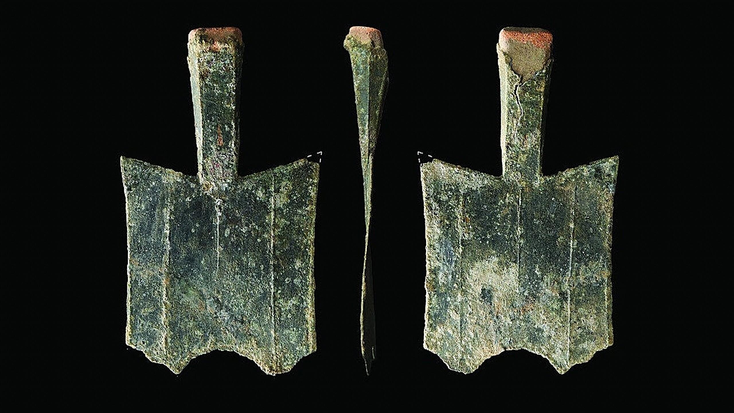 Китайские археологи обнаружили самые древние в мире монеты. Исследование
