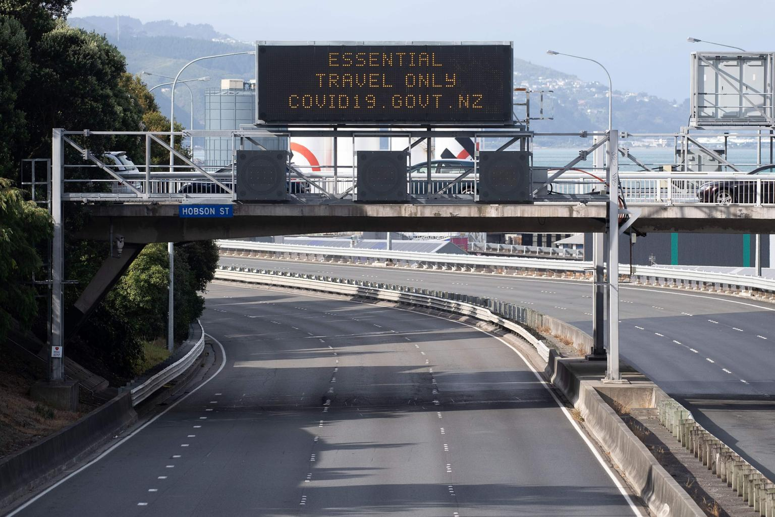 Новая Зеландия вводит локдаун из-за одного случая заражения коронавирусом