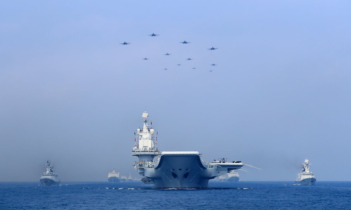 Фото — China Stringer Network / Reuters.