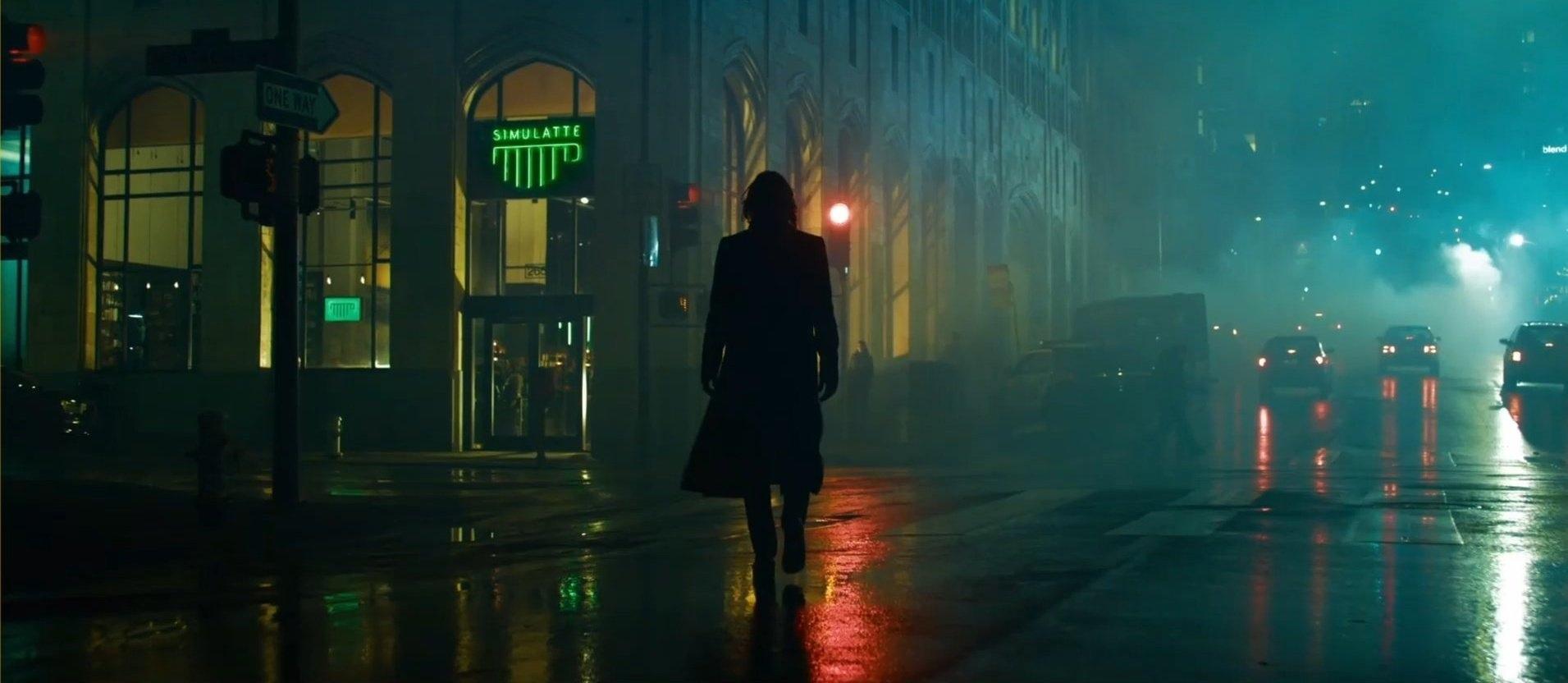 Опубликован трейлер четвертой части «Матрицы»