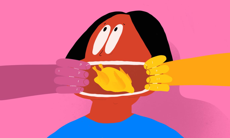 «Били, если не мог доесть». Как живут люди с расстройствами пищевого поведения