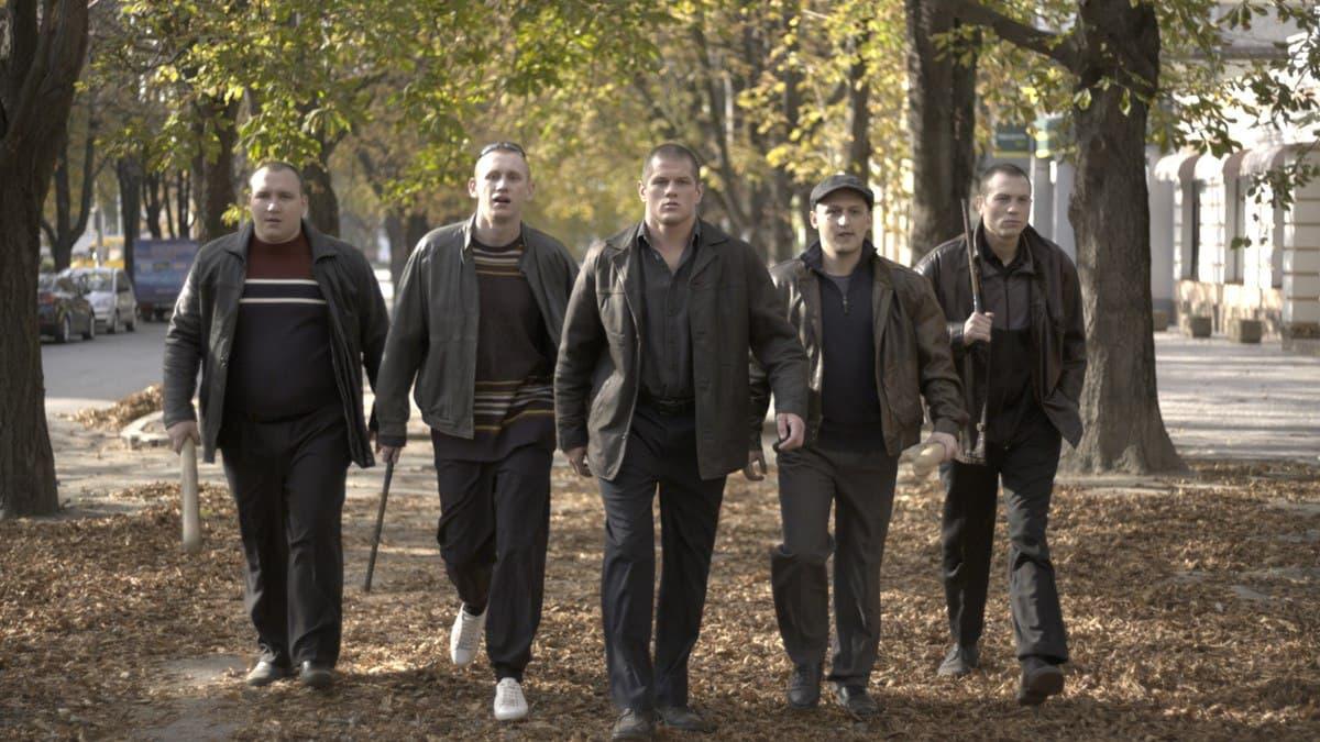 Украинский режиссер Сенцов представил трейлер фильма «Носорог». Про бандита из 90-х