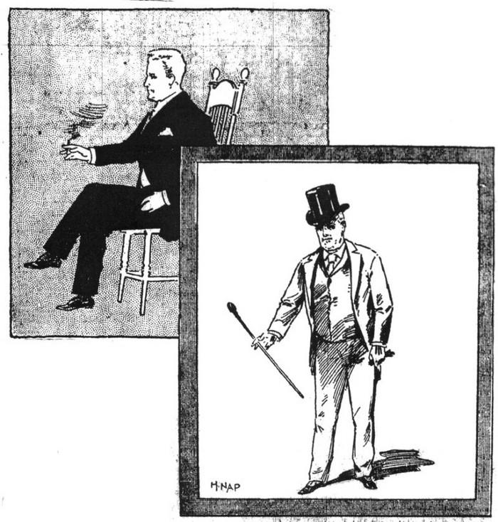 Милтон Мэнсон, которого арестовали в 1895 году за то, что он одевался как мужчина.Фото — History is Gay