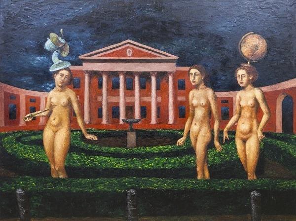 «Тайна и метафизика музея» — Александр Ройтбурд.