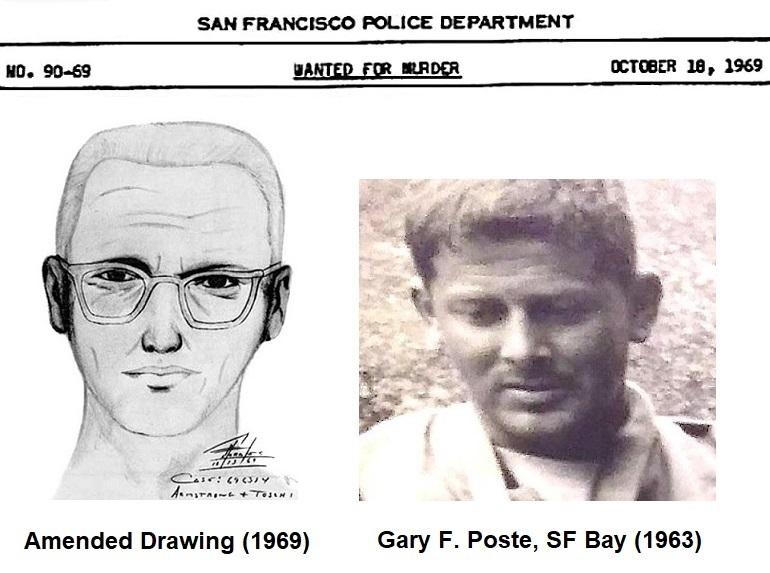 Фото — The Case Breakers.Предполагаемый убийца, по версии The Case Breakers.