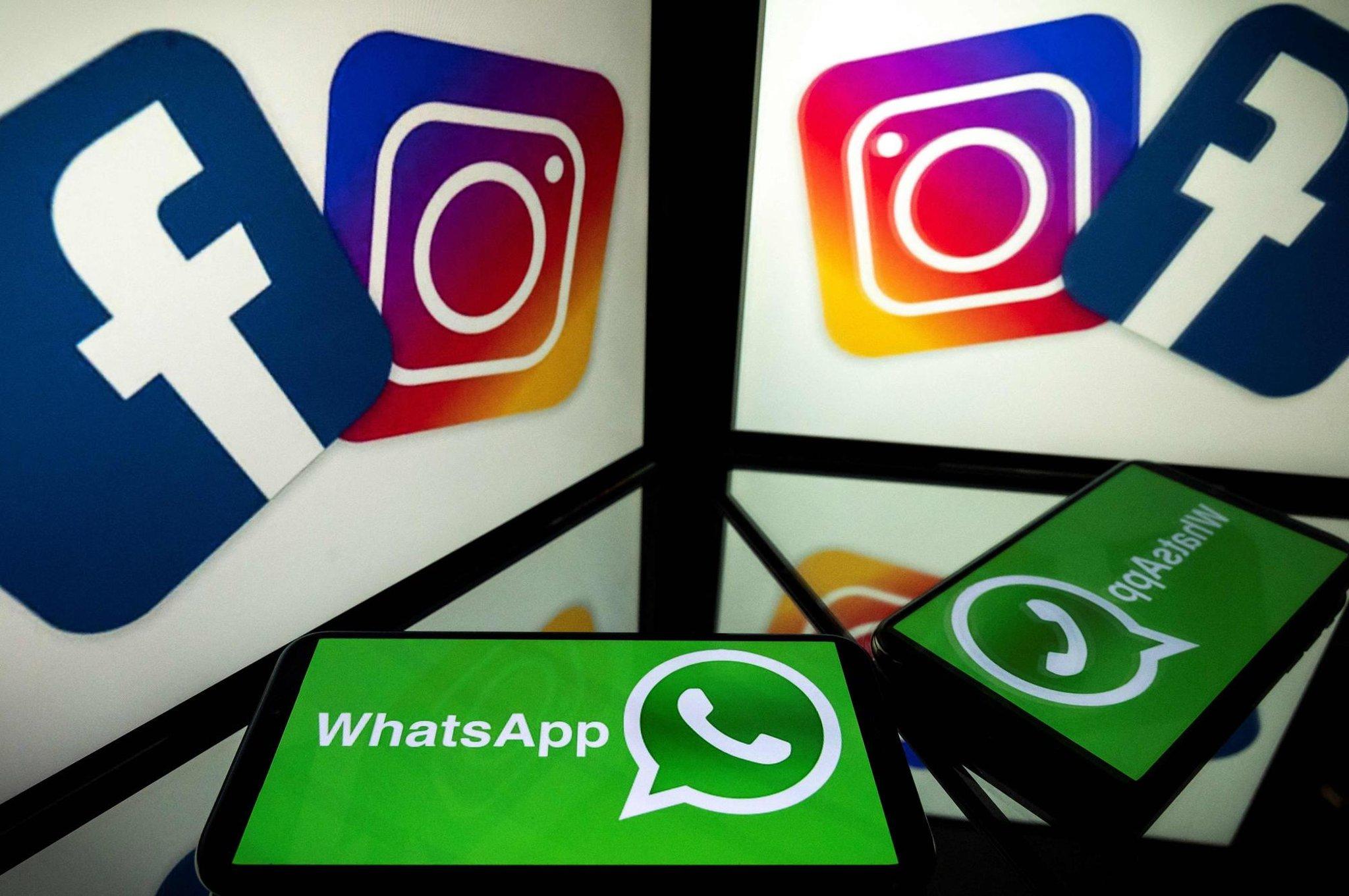 Массовый сбой в Facebook, Instagram и других соцсетях. Что известно на данный момент (обновлено)