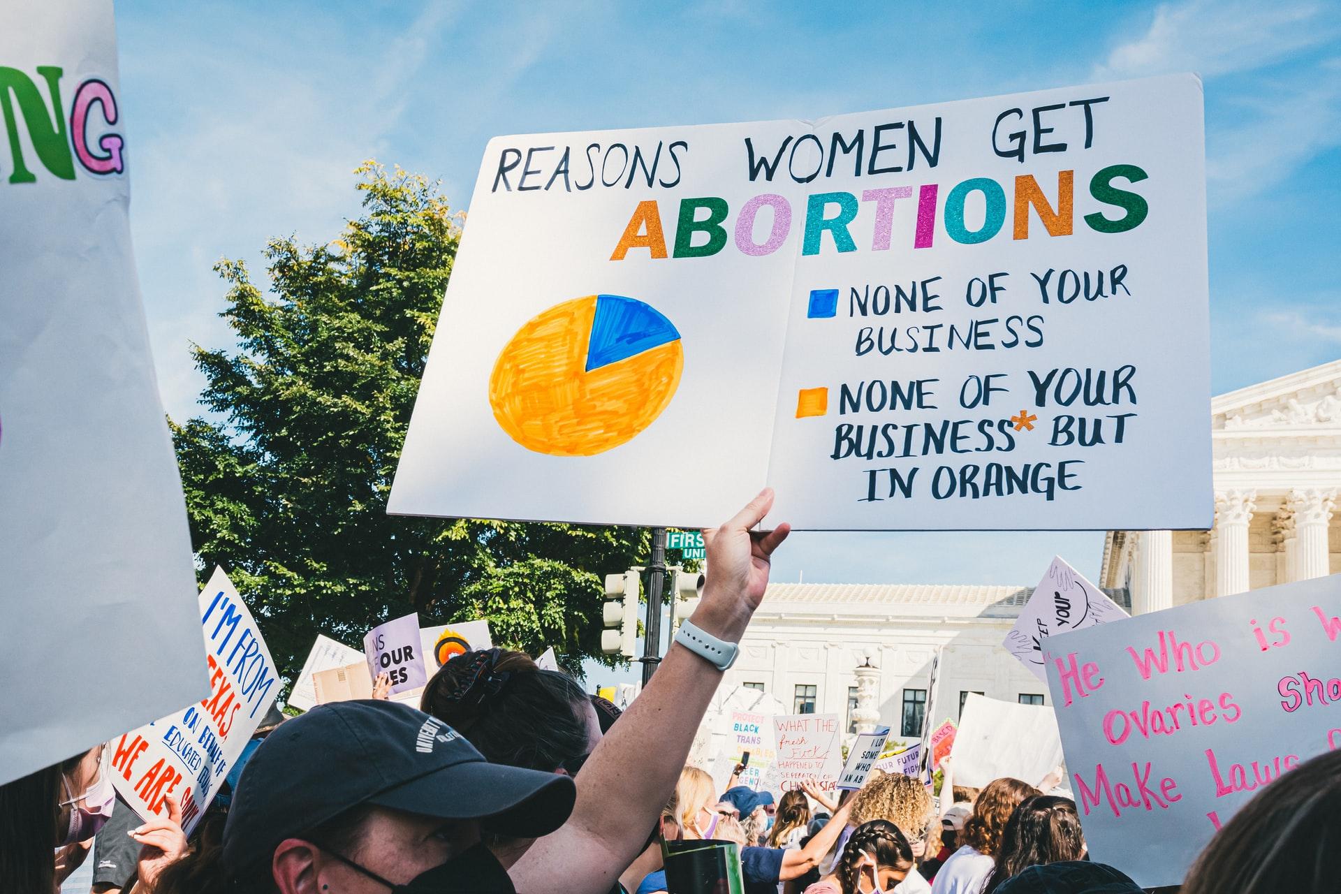 Суд временно приостановил действие закона о запрете абортов в Техасе
