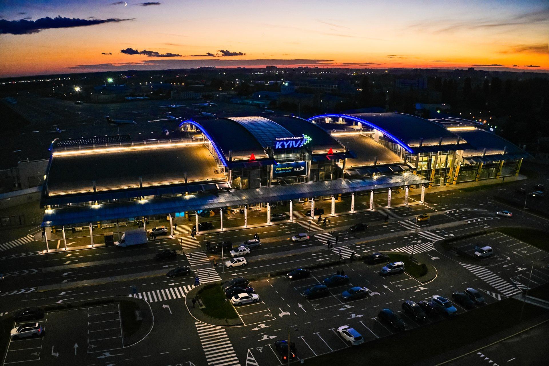 Фото — официальный сайт аэропорта.